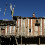 Architecture from Upper Mustang