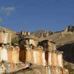 Chorten Close To Ghami