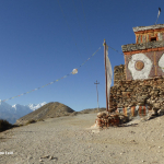 Chorten Close To Syanngboche La