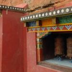 Das Wunderschöne Kloster In Jhong