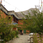 Local House on Upper Mustang