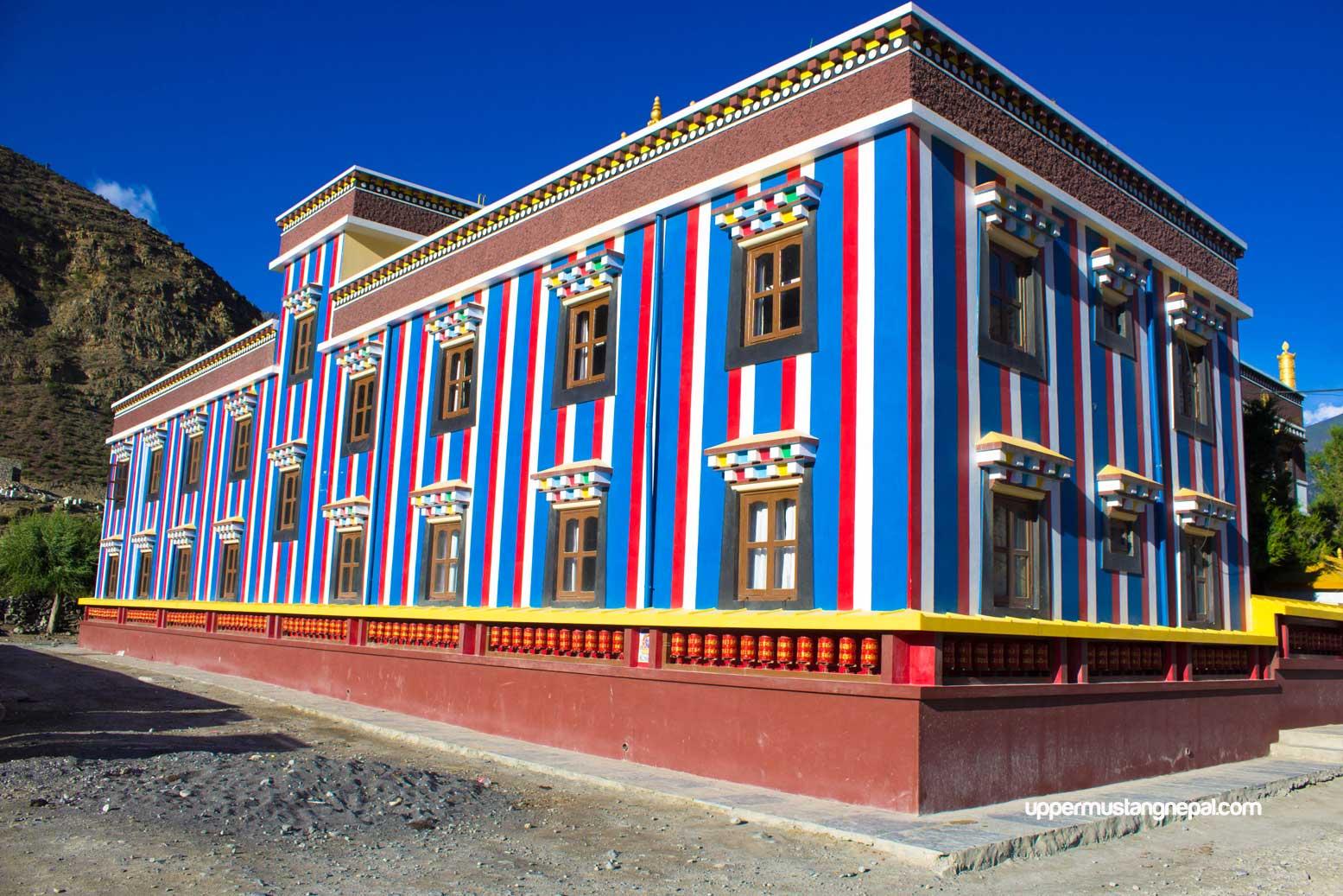 jomsom monastery